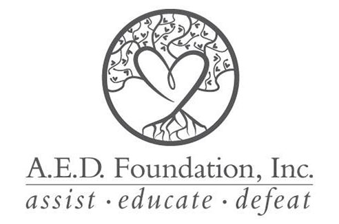 AED Foundation logo